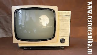 Обзор - Телевизор Вечер СССР 1965 год(, 2015-11-03T13:42:31.000Z)