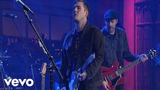 The Gaslight Anthem - Here Comes My Man (Live On Letterman)