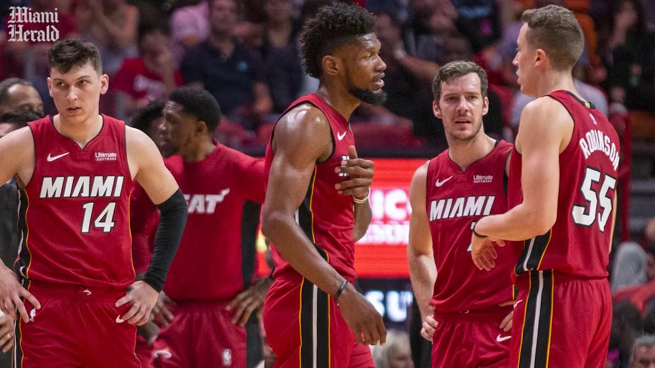 Duncan Robinson, Kendrick Nunn go into Miami Heat, NBA record ...
