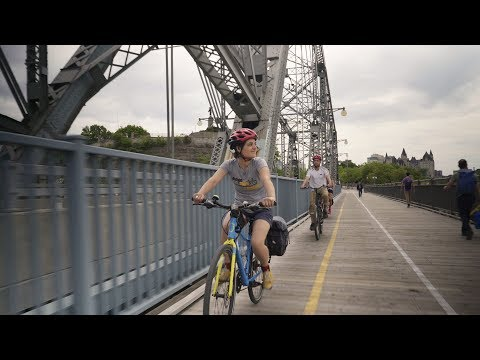 Finding Two-Wheeled Joy And Freedom In Ottawa | Presented By Destination Canada