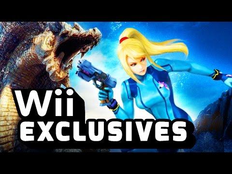 Top 10 Exclusive Nintendo Wii Games
