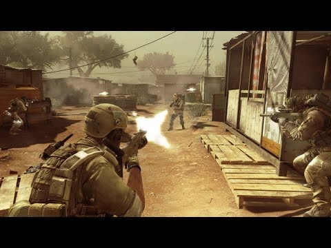 Very Beautiful Stealth Shooter about Modern War ! Tom Clancy's Ghost Recon Future Soldier