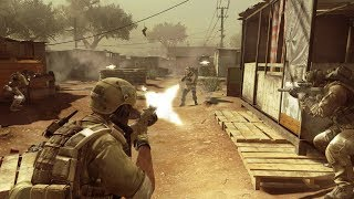 Very Beautiful Stealth Shooter about Modern War ! Tom Clancy