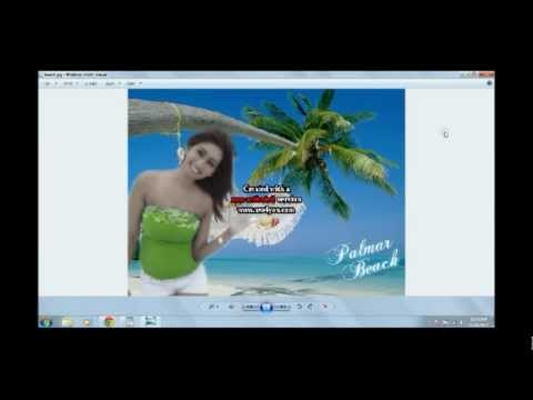 How To Edit And Cutout A Picture In Pizap Photo Editor