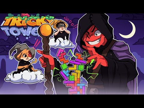 I'M STILL I'M STILL TOONZIE FROM THE BLOCK!   Tricky Towers (w/ Ohmwrecker & DeadSquirrel)