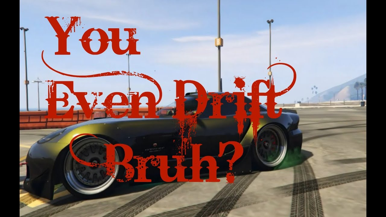 Gta Drift Guide Banshee Brings Drifting To The Hole Other