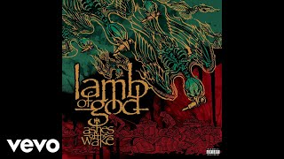 Lamb of God - The Faded Line (Official Audio)