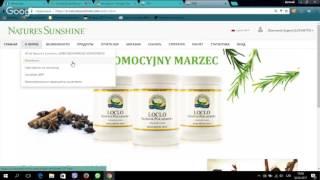 Обзор интернет-магазина e-naturessunshie.com;  Как зарегистрироваться в компании и купить продукцию