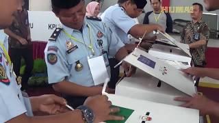 Kakanwil Tinjau Pemilu di Lapas dan Rutan Pekanbaru