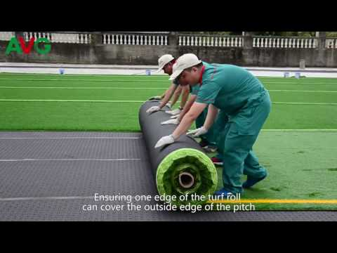 Construction Guide For Artificial Grass---ALL VICTORY GRASS