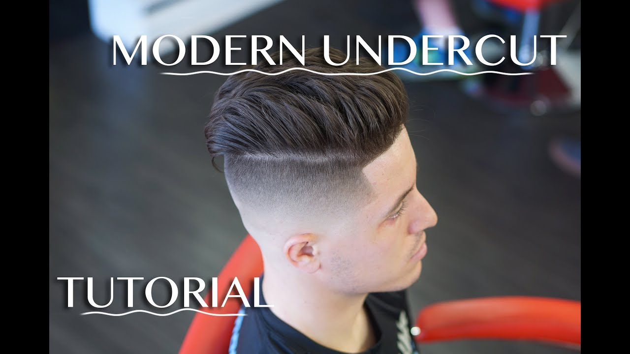 High Fade Undercut Step By Step Tutorial HOW TO YouTube