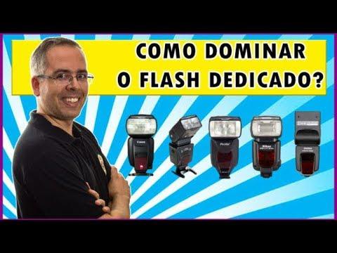Dominando o Flash Dedicado