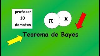 Problema 2 de teorema de Bayes ejercicio resuelto probabilidad