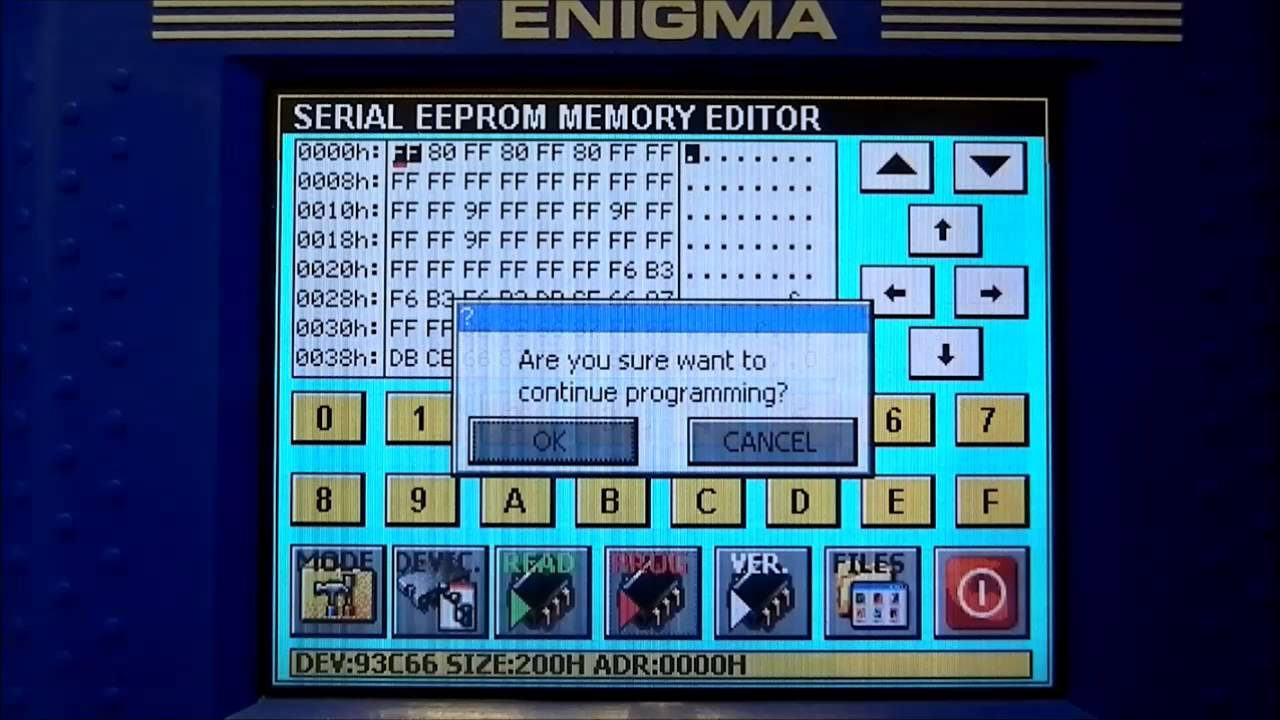funcard eeprom editor