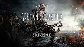3 Hours of Dark & Powerful Viking Music | Raw & Primal Norse Mix