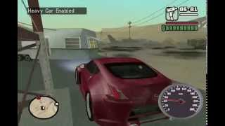 gta san andreas turbo xd mod v2 cool gameplay