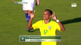 HIGHLIGHTS: Brazil vs Guatemala