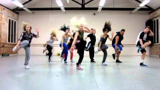'moves like jagger' choreography by Jasmine Meakin (Mega Jam) thumbnail