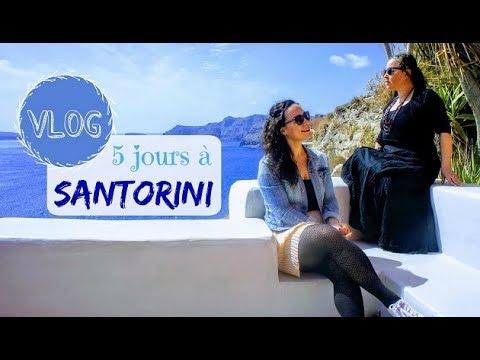 [Vlog] 5 jours à Santorin : conseils voyage et bonnes adresses