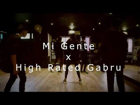 Mi Gente x High Rated Gabru Dance...