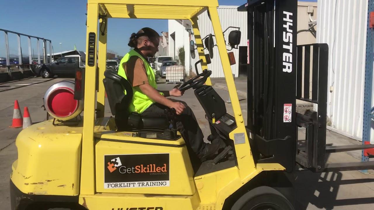 Forklift Training Brisbane & Confined Space Ticket