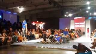 Caribbean Fashion Week 2014,14th June: Fashion show 13  Yvonne Jewnell from USA Thumbnail