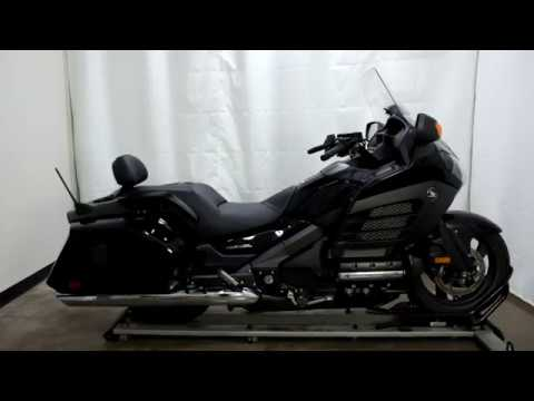 MSN5432 2014 Honda Goldwing F6B Deluxe – used motorcycles for sale– Eden Prairie, MN