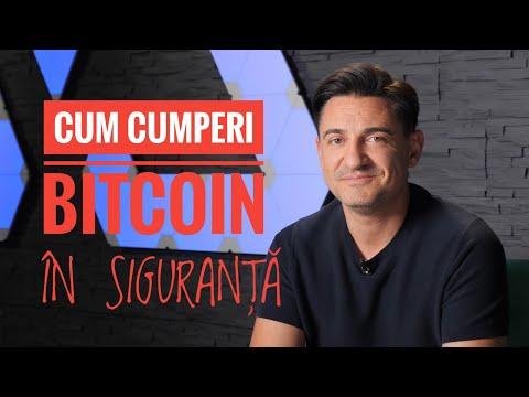 Cum cumperi BITCOIN În Siguranță - CRYPTO-VINERI S02 E02