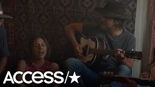 'A Star Is Born': See Bradley Cooper & Lady Gaga In A Jam Session (Exclusive) | Access