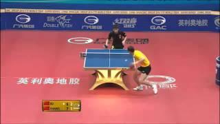 China Open-2014, 08.06.2014, Half Final, XU Xin (Ксу Ксин) - ZHANG_Jike (Занг Жаке)