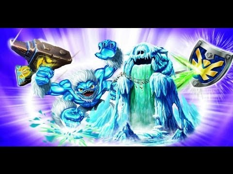 Skylanders: Spyro's Adventure — Chapter 23: Empire of Ice