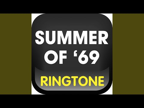 Summer Of '69 Ringtone (Cover)