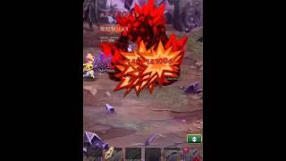 ログレス【いにしえの魔法】侵食ルシェゴーレムを倒す