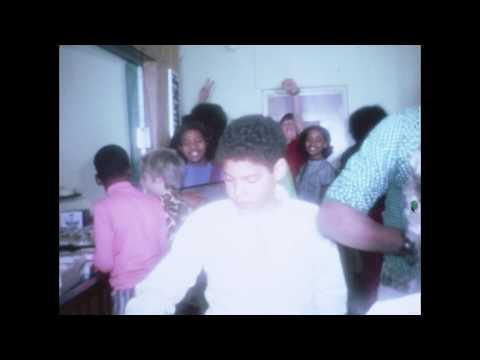 Charles Street School Cafeteria (Spring 1973)