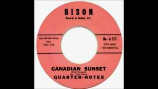 Canadian Sunset  Quarter Notes