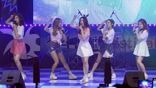 레드벨벳 Red Velvet [4K 직캠]Dumb Dumb 덤덤@20160526 Rock Music