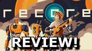 ReCore Review! The Worst Robot Game EVER? (PC/Xbox One)