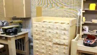 Краткая экскурсия по Открытой столярной мастерской Радобадура(, 2014-02-26T20:34:44.000Z)