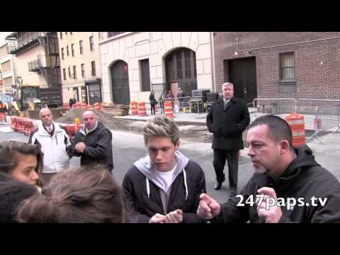 """One Direction """"Take Over"""" New York City Best of 12/2 - 12/7"""