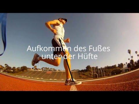 Perfekte Lauftechnik Handbuch Laufen schneller durch gezieltes Training Bunz