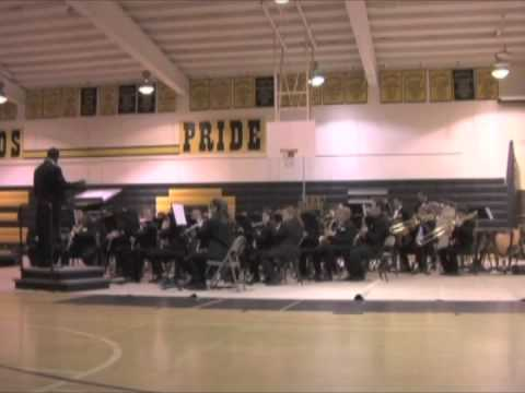 El Capitan High School Concert Band 2007: First Suite in Eb (3. March)