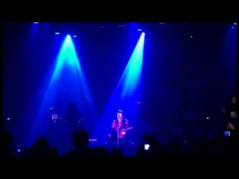 Snowy Shaw: Dusk / Le theatre du vampire, live in Varberg 2012