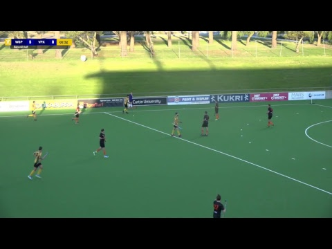 Wesley South Perth v Victoria Park Xavier Premier 1 Men 2018