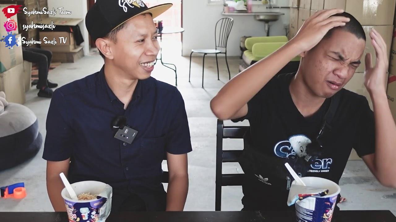 Download Maggi Boba Nak MUNTAH!! Challenge Dengan Asif, Siapa Kalah Kena Tampar