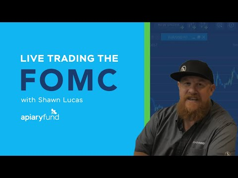 Apiary Fund Live | Trading the FOMC