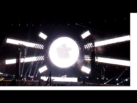 Bassnectar opening at Nocturnal Wonderland