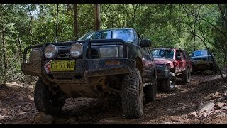 Four Wheel Drive The Watagans - Official Release