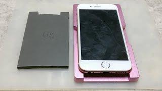 Iphone 6s, Переклейка Стекла и Разговоры По душам / Iphone 6s glass replacement on oca
