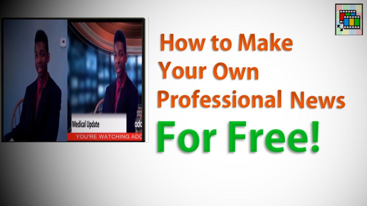 how to make your own professional website for free