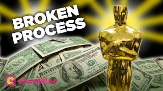 How Winning An Oscar Became About Money - Cheddar Explains